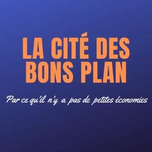 Logo la cité des bons plan