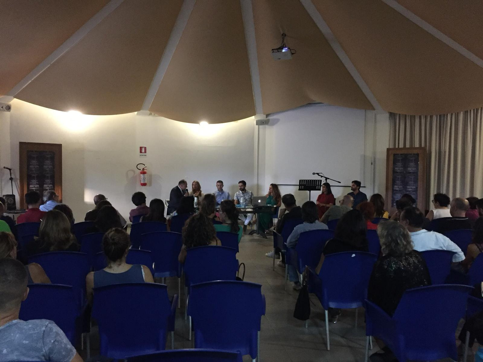 """Prima serata di """"Sandahlia – I due volti dell'Anima"""" a Cagliari – 21 Settembre 2018"""