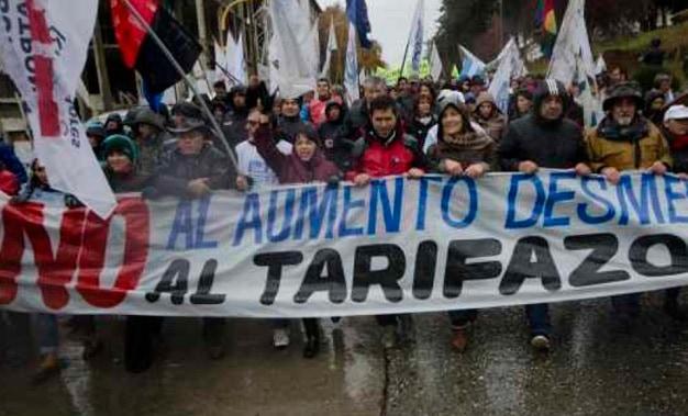 Convocan para el jueves 14 a un cacerolazo contra el aumento de las tarifas
