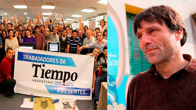Tiempo Argentino y la parroquia Fátima: La violencia que nos remonta a otras épocas