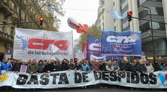 """El miércoles arranca la gran """"Marcha Federal"""""""