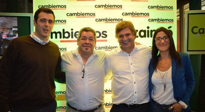Sergio Crego vuelve al bloque oficial y Cambiemos sella la unidad en Ituzaingó