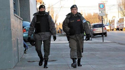 Refuerzan la seguridad: hoy llegan a Ituzaingó 90 gendarmes