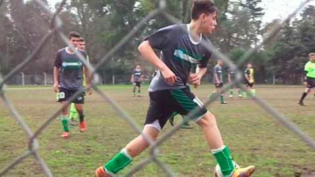 Matías Moreno ya se entrena con Boca Juniors