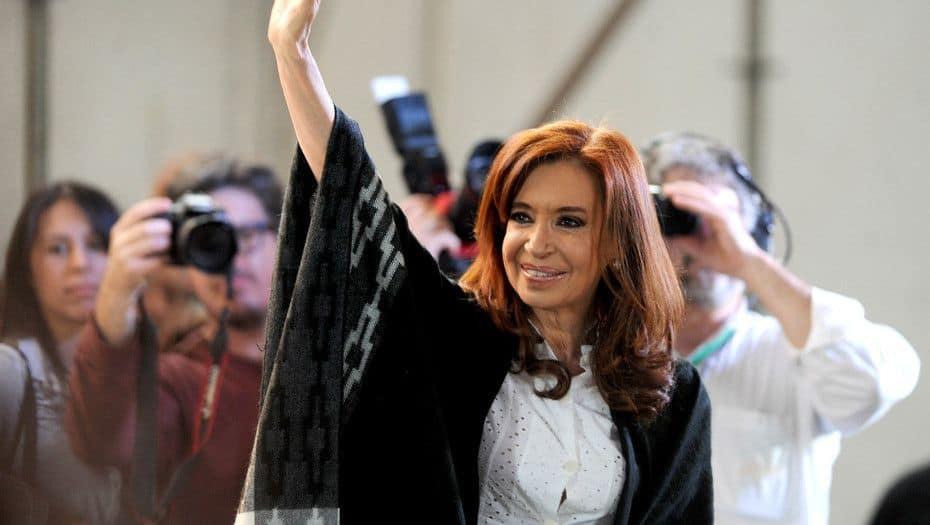 """A las dos de la tarde, Cristina presenta """"Unidad Ciudadana"""""""