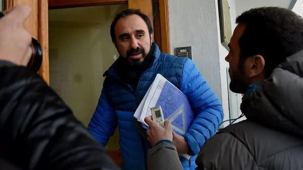 """Das Neves: """"El juez Otranto tiene pendiente un juicio político desde hace un año"""""""