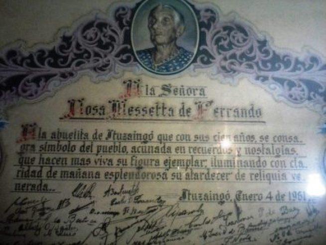 Mañana Ituzaingó cumple 148 años: LAS TRES ROSAS, la otra historia sobre su fundación 1