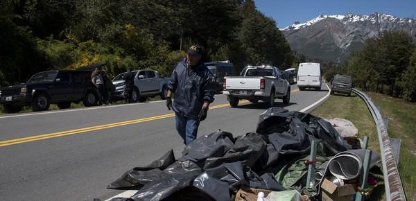 Un muerto y dos heridos en otra represión a una comunidad mapuche en Río Negro