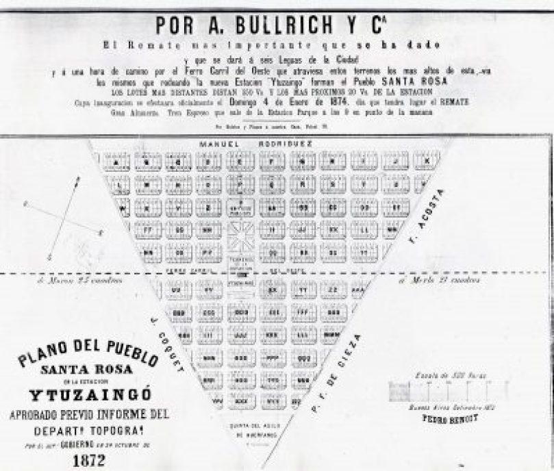 A 148 años de su fundación,  Surge  otra teoría  sobre el significado de la palabra Ituzaingó 3