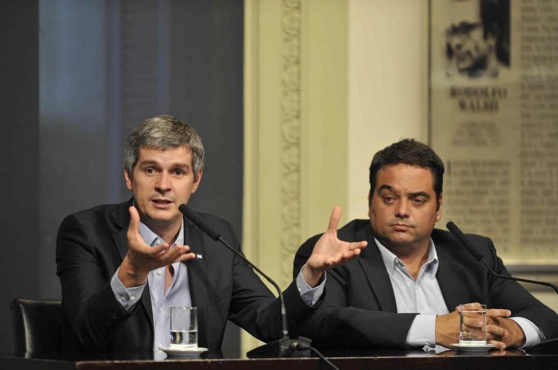 Marcos Peña respaldó a Triaca quien seguirá como Ministro de Trabajo de la Nación