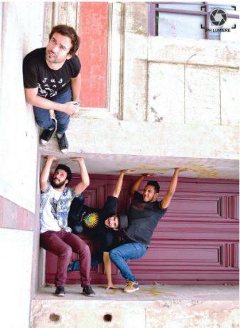 La banda Impar en La Ciudad 3