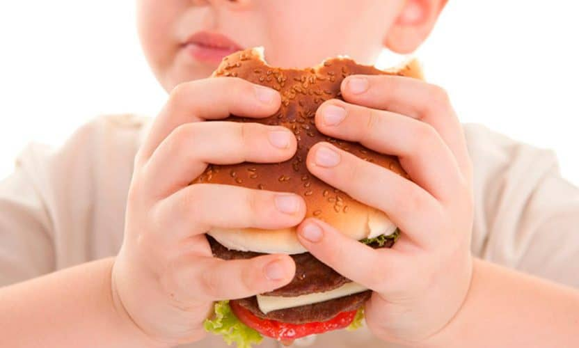 Argentina con mayor porcentaje de obesidad infantil en Latinoamérica