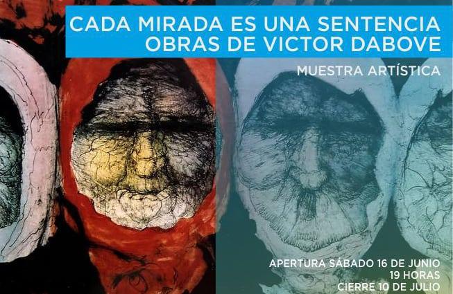 Muestra de Víctor Dabove en Ituzaingó