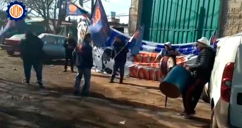 Una fábrica metalúrgica de Ituzaingó ya no puede pagar los aportes y hay conflicto con la UOM