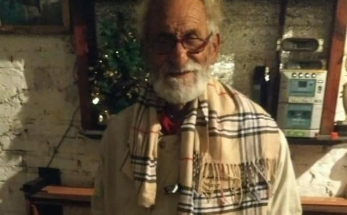 Apareció el abuelo perdido en Ituzaingó