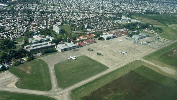 El aeropuerto del El Palomar será internacional