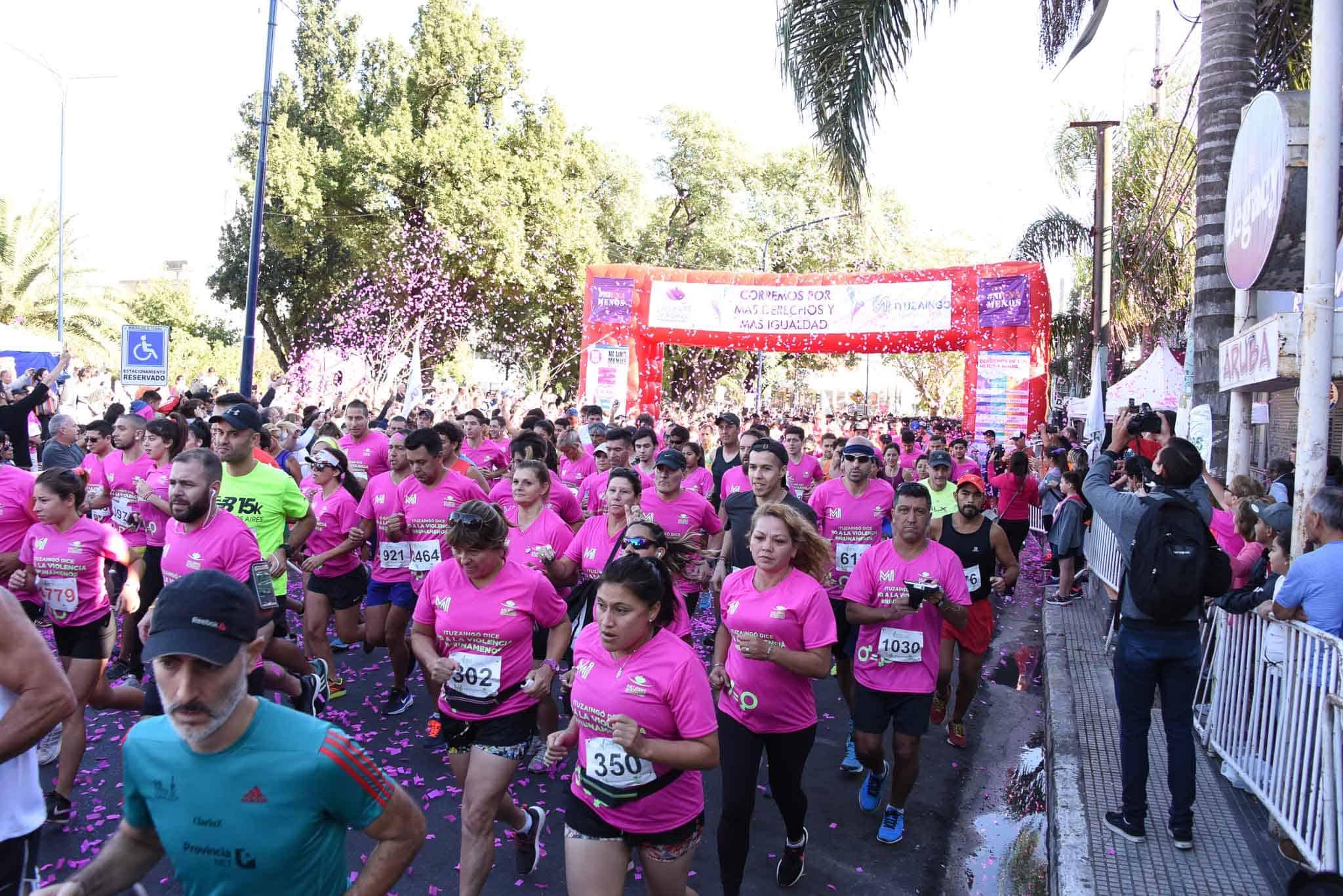 En marzo llega la 7ma Maratón en Ituzaingó
