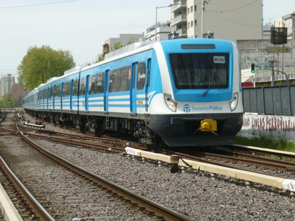 Mañana domingo hasta el mediodía, el Sarmiento llegará solo a Liniers por obras en las vías