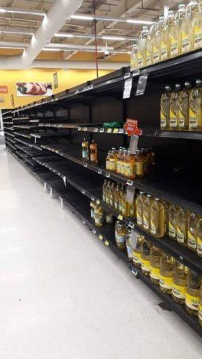 Los supermercados le advierten al gobierno sobre el desabastecimiento de productos de venta masiva 1