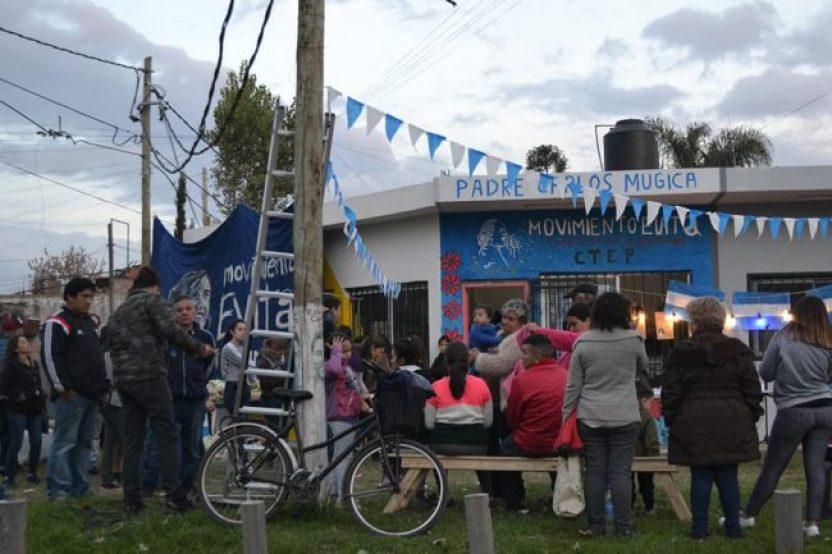 Ituzaingó: se inauguró el Centro Comunitario Padre Carlos Mugica 2