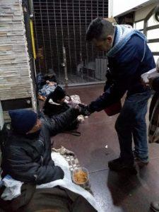 UMAI (Una mano Amiga Ituzaingó) solidaridad y compromiso con los más necesitados 4