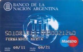 El Banco Nación se suma a los descuentos del 50 % en compras con tarjetas de débito o crédito 2