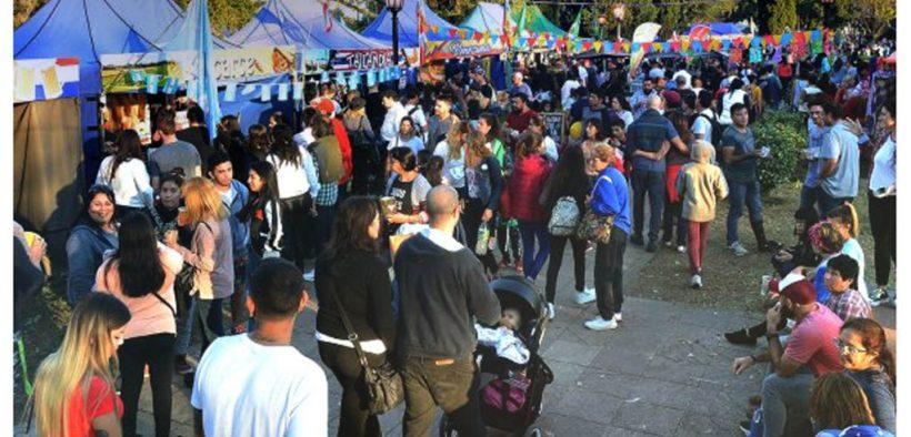 Vuelve la Feria gastronómica D´Gustar a la Plaza Sur