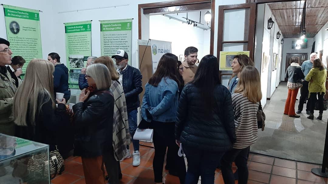 Muestra de las fotos históricas de Ituzaingó en el Museo el próximo viernes