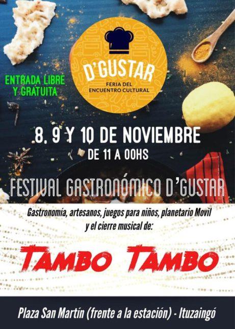 Vuelve la Feria gastronómica D´Gustar a la Plaza Sur 1