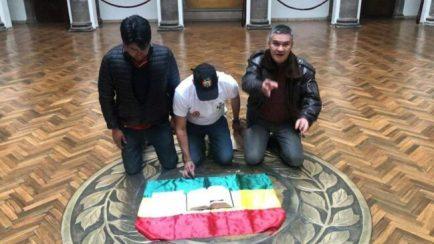 Quien es Luis Camacho, el líder del golpe contra Evo Morales 1