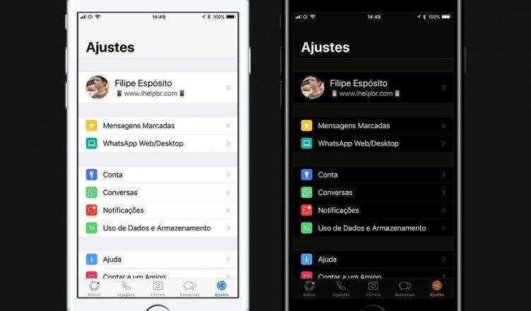 """WhatsApp llega con """"Modo Nocturno"""" y """"Autodestrucción de mensajes"""""""