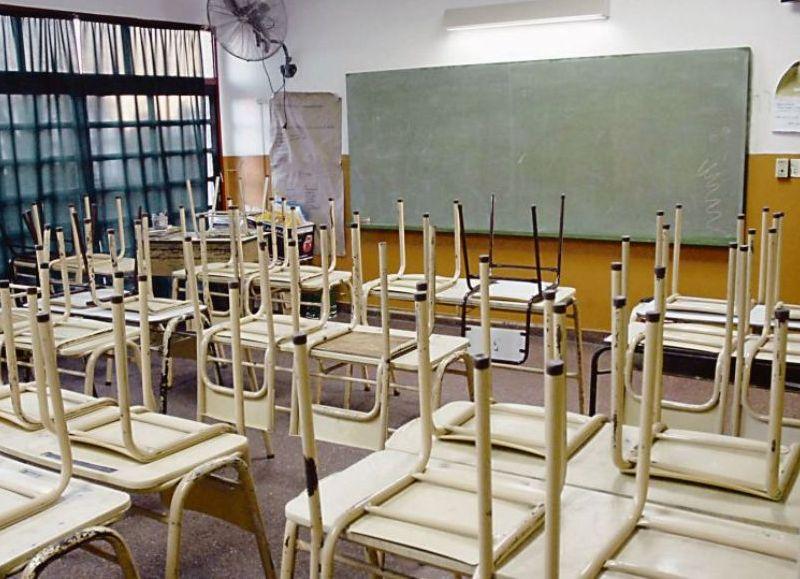 Coronavirus: Se suspenden las clases en todo el País hasta el 31 de marzo