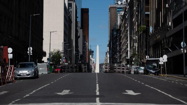 Desde las cero horas de mañana, Cuarentena General Obligatoria en todo el País hasta el 31 de marzo 1