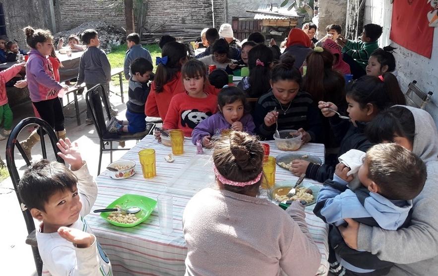 Villa Ariza: una ONG que ayuda a los más vulnerables necesita donaciones