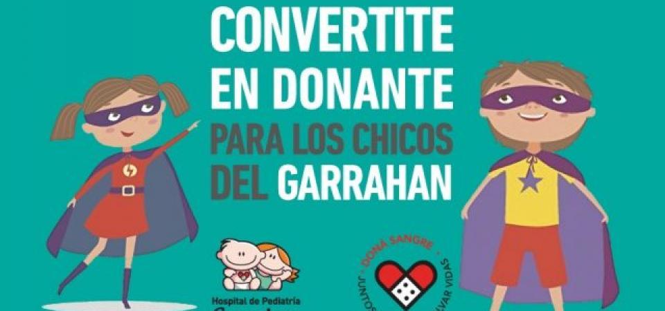 Ituzaingó: Jornada de donación de sangre en la sede de los veteranos de Malvinas
