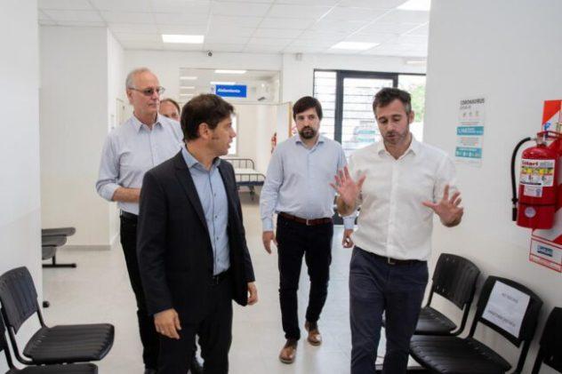 Coronavirus: Ya funcionan los Comités de Emergencia en diferentes puntos del Conurbano 1