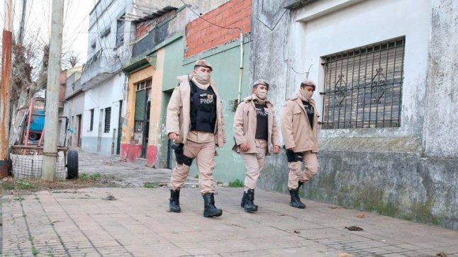 Fuerzas federales que no llegan y el intendente Descalzo enojado propone la policía local 1