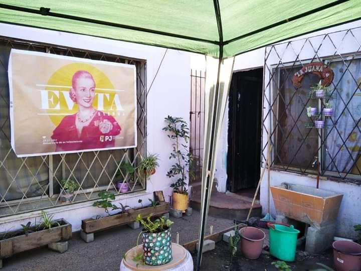'La Juana' una fundación que prepara más de 200 viandas diarias para familias del barrio San Alberto