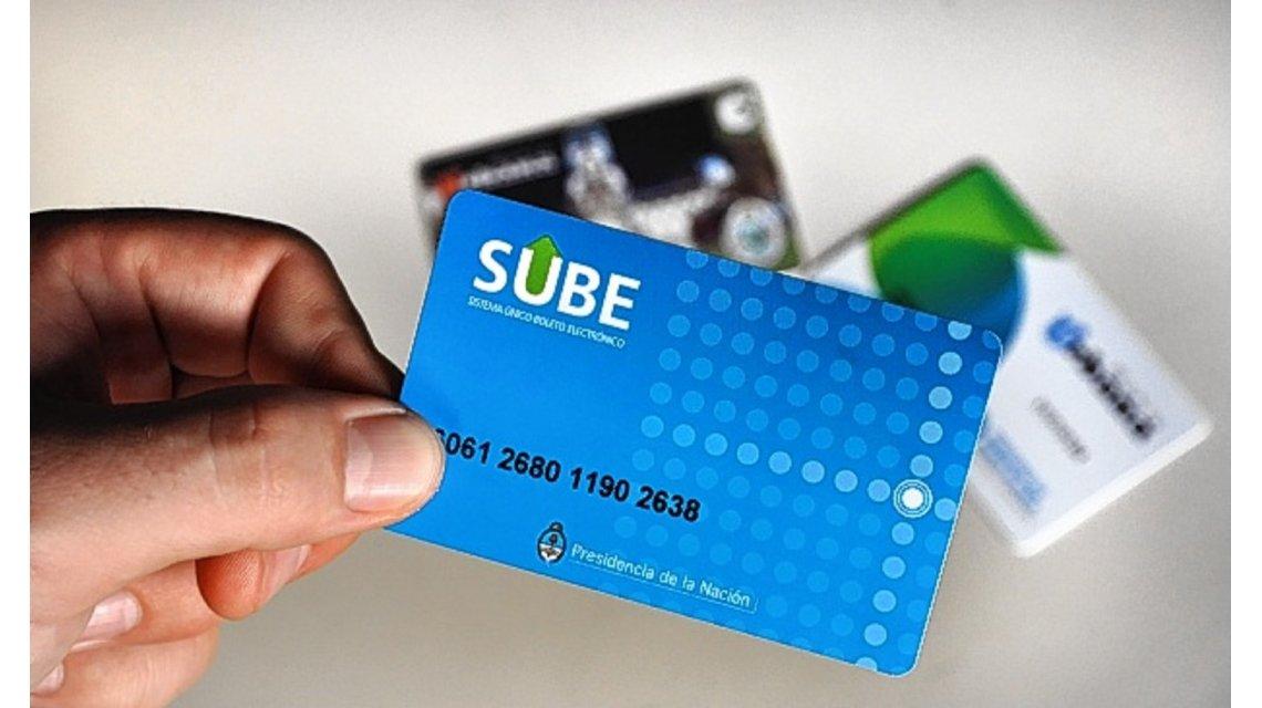 Suspenderán las SUBE usadas por pasajeros sin certificado de circulación