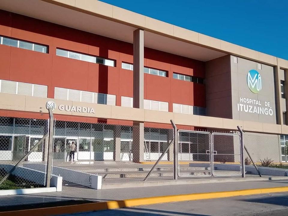 Hospital: un episodio de maltrato a un anciano positivo de Covid se viralizó en las redes