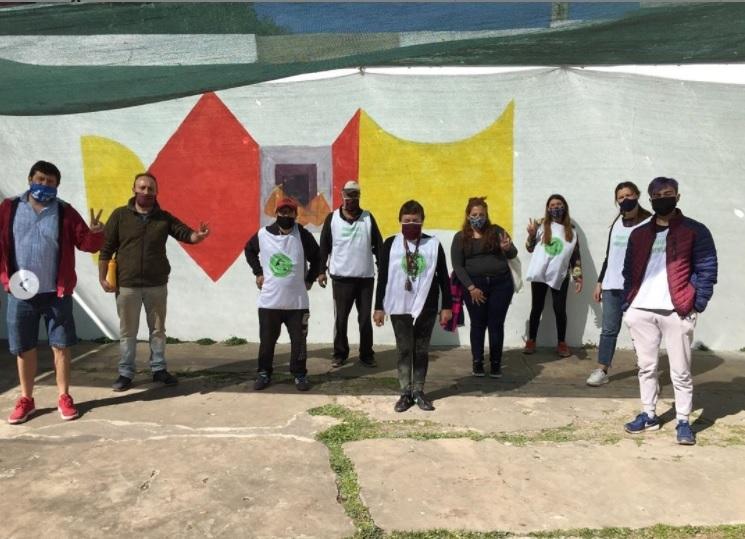 Ituzaingó tiene un nuevo espacio de reciclaje a cargo de una cooperativa