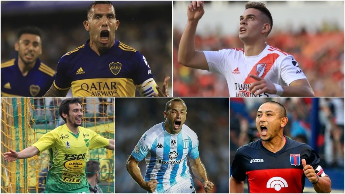 Fútbol: Los equipos argentinos volvieron al ruedo en la Libertadores