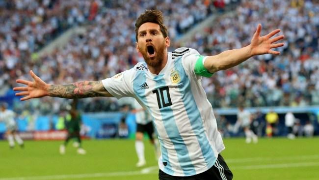 Me verás volver: Messi vuelve al seleccionado argentino 1