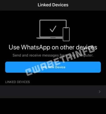 WhatsApp multidispositivo: Podrás usarlo en varios dispositivos aún si tu celular se apaga 1