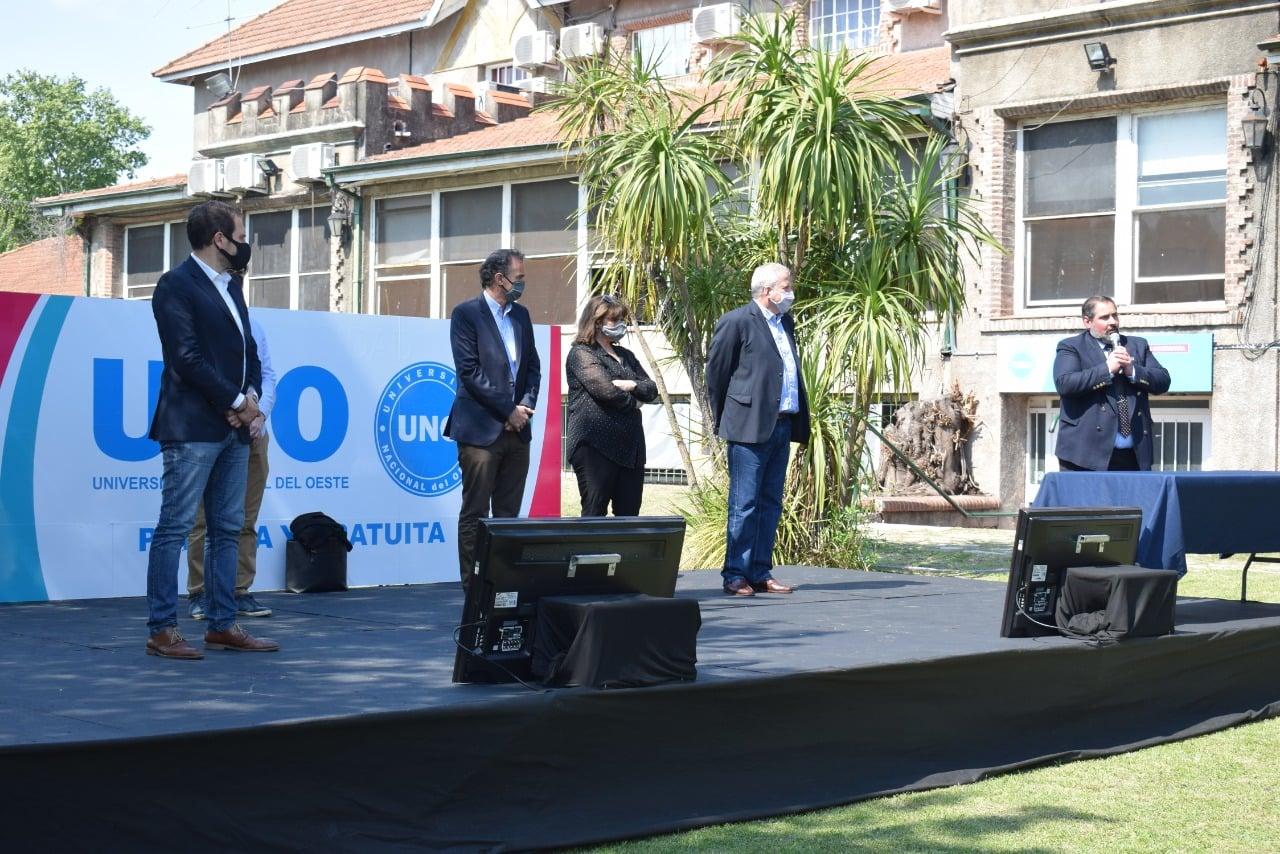 Mientras la UNAHUR abrirá una sede en Morón Sur, la UNO expandirá su campus universitario