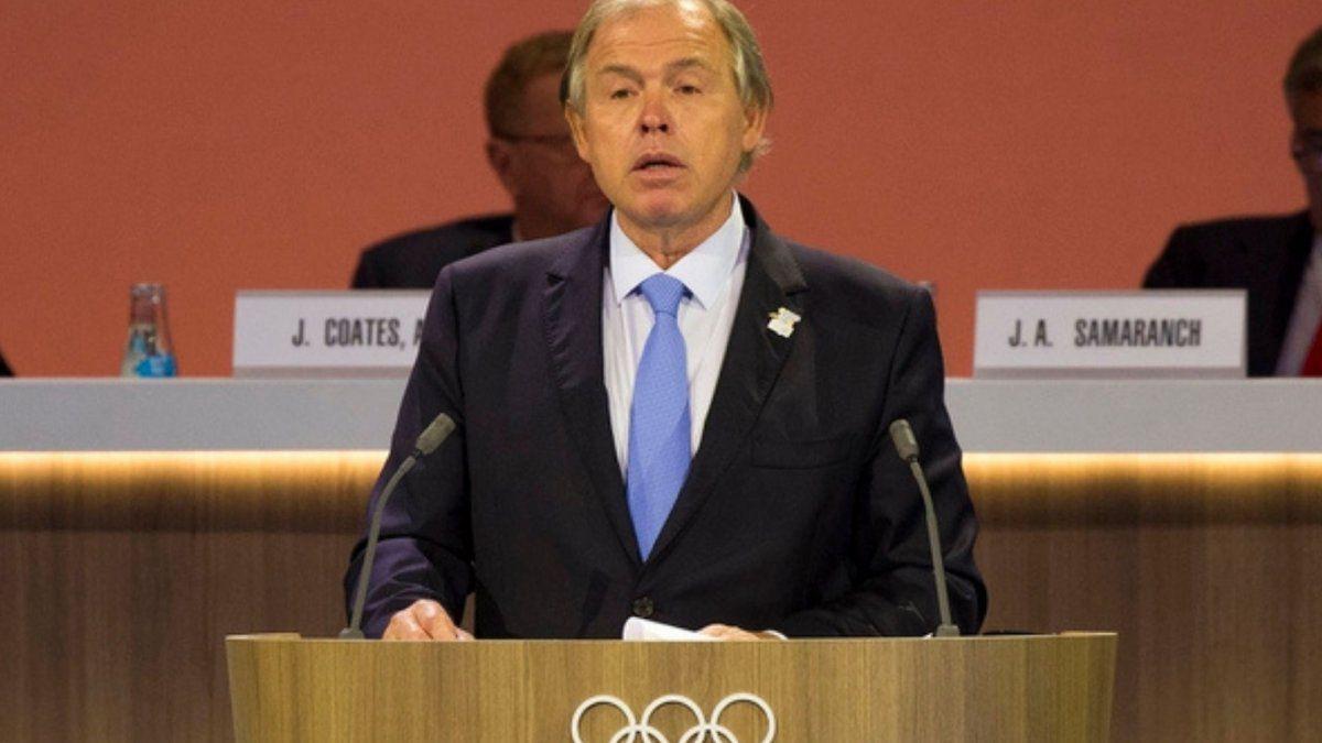 El presidente dejará el Comité Olímpico Argentino