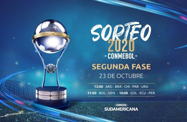 Los octavos de la Libertadores y la Sudamericana se sortearan el viernes 23 1