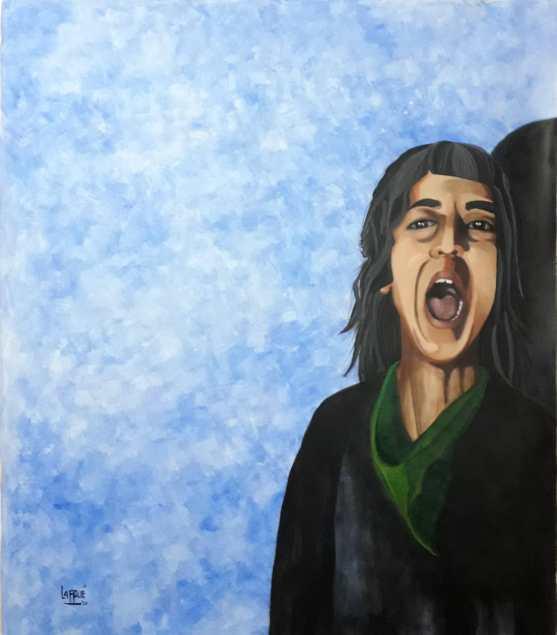 'Re podridas': Un proyecto en Instagram que grita 'basta' contra los femicidios y la violencia de género 1