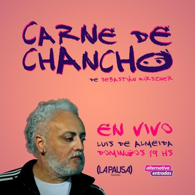 """La obra de teatro, """"Carne De Chancho"""", se presenta ahora vía streaming 2"""