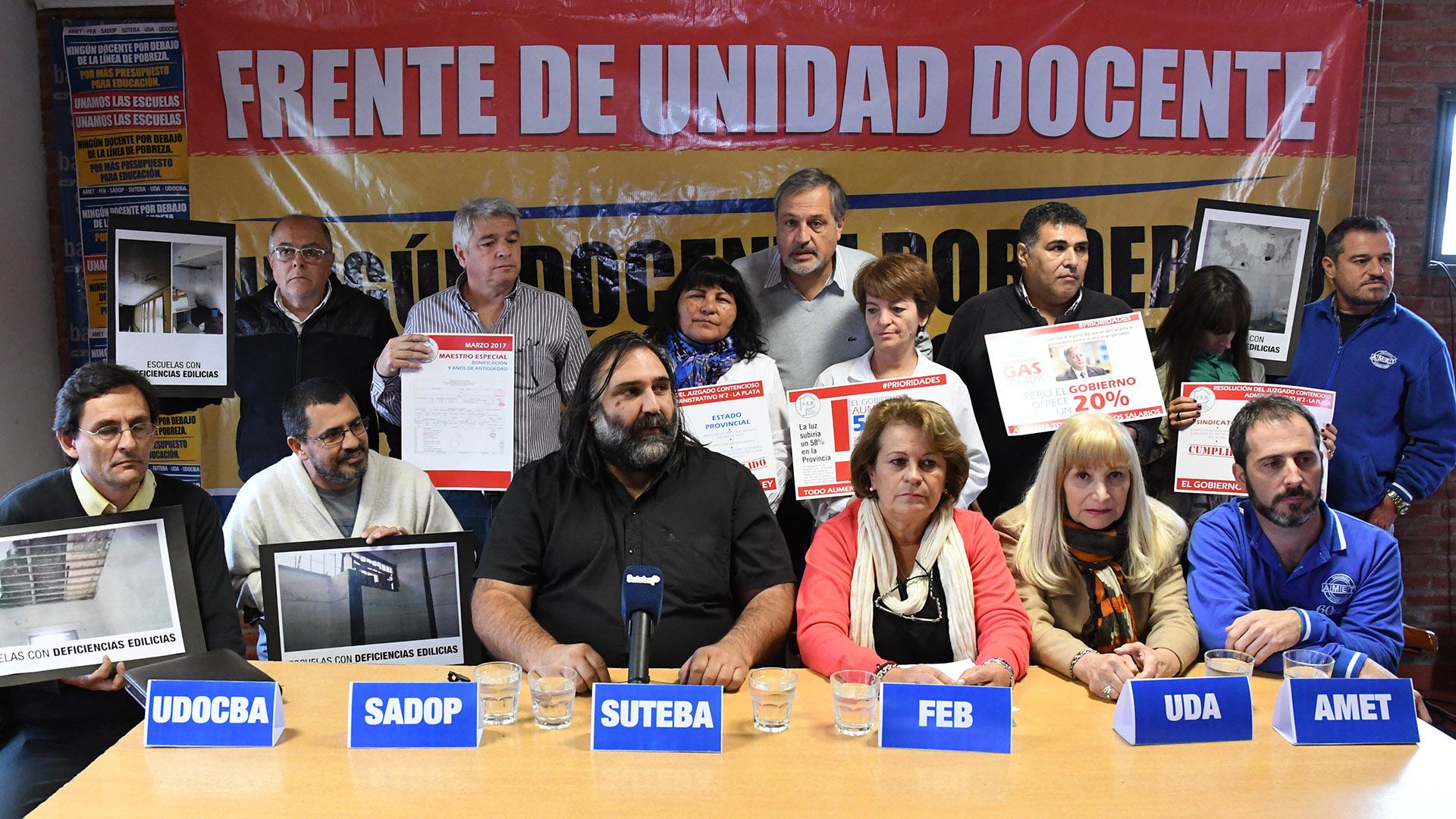 Los docentes aceptaron y cerró con éxito la paritaria provincial